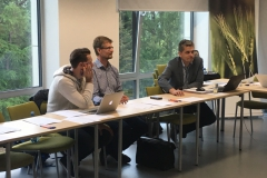 08.06.-09.06.2017 Koolitus - Koostöö arendamine ja läbirääkimine ühistulises organisatsioonis