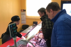 18.04.2018 - Ettevõtete külastus - Eesti Lihatööstuse Ühistu ja Haameri Talu Lihapood OÜ
