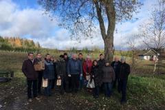 26.10.2018 - Ettevõtte külastus - OÜ Siidrikoda