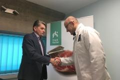 11.01.2019 - Ettevõtete külastus - Frank Kutter OÜ ja Viru Lihaühistu