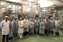 17.01.2018 Ettevõtete külastus - Saaremaa Piimatööstus AS ja Kõljala Põllumajanduslik OÜ