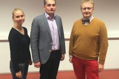 Täienduskoolitus 23.05.-24.05.2017 - Tiina Pukk, Rando Värnik, Olavi-Jüri Luik