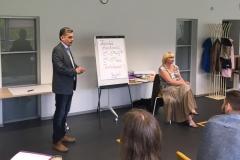 27.05.-28.05.2019 - Täienduskoolitus - Koostöö arendamise meetodid
